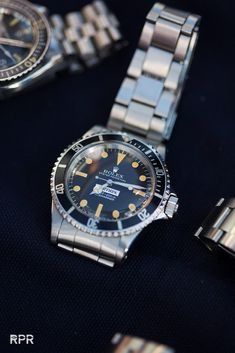 Be warned, You have to prepare yourself that you will witness some crazy amount of ultra rare Rolex in exception condition in my report. Cool Watches, Rolex Watches, Vintage Watches, Military, Passion, Jewellery, Sweet, Accessories, Clocks