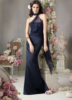 Jim Hjelm Occasions Bridesmaids and Special Occasion Dresses Style jh5879 by JLM Couture, Inc.