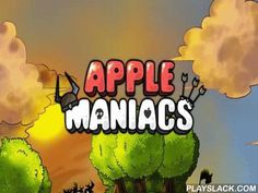 Apple Maniacs  Android Game - playslack.com , protect your lands and order of the inhabitants from the penetration of monsters, primitives, and other foes. make antiaircraft artifacts and other artifacts. Stop the penetration of foes in this Android game. Don't let the foe get the most valuable situation in your empire - stocks of apples. Place disparate artifacts that can knocked  foes using mighty ammunitions, supernatural, and so on on the route of the advancing militium. upgrade your…