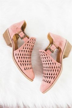 Spring Booties | 3 Colors!