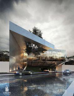 #Corporativo Shelo Navel #architecture #facade #project