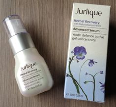 POPSUGAR Must Have Box Review – March 2014 Jurlique Herbal Recovery Advanced Serum - 15 ml Value $27
