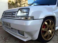 Renault 5 GT Turbo White Renault 5 Gt Turbo, Top Cars, Rally Car, Cars And Motorcycles, Diecast, Wheels, Bmw, Colours, Retro