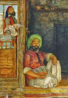 John Frederick Lewis | Orientalist painter
