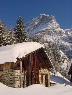 Pralognan la Vanoise Village station au coeur du Parc National, un vrai village de montagne été hiver à visiter...
