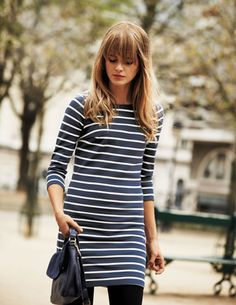 I've spotted this @BodenClothing Stripy Tunic