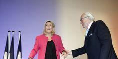 Jean-Marie Le Pen va adresser une lettre ouverte à Marine Le Pen pour exiger le retour de son blog sur le site du FN