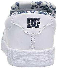 DC Women s Villain SE Skateboarding Shoe 44f4b01265790