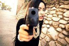 Lovin Female MC Honey-Cocaine Totally Beautiful & Gangsta