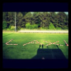 Lacrosse girls!
