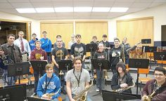 Moffat County High School jazz band brought home an excellent rating from the Mile High Jazz Fest last month and are now setting their sites on a performance in Steamboat Springs and next year.