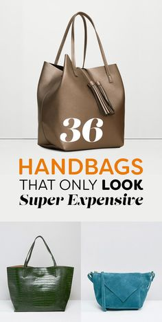5bf4eae0c3e5 101 Best Bags on a Budget images | Bags, Fashion handbags, Fashion bags