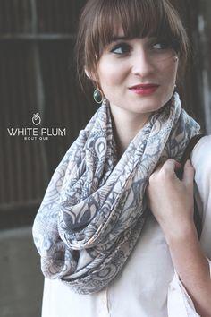 Sevilla Scarf | White Plum Boutique