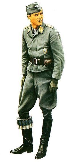 Capitán. Luftwaffe, Grupo de Ejércitos Centro.jpg