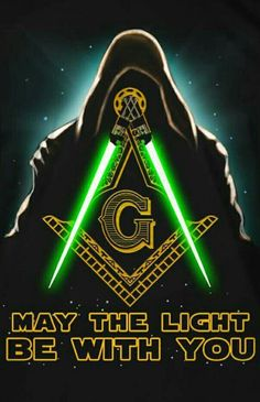 Star Wars and Freemasonry - Five Things You've Never Thought Of | Midnight Freemasons
