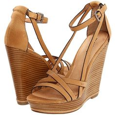 Worth Waiting For: Matisse 'Joss' Stacked Wedge Sandals Pretty Shoes, Cute Shoes, Me Too Shoes, Beautiful Shoes, Neutral Wedges, So Little Time, Summer Shoes, Shoes Heels Boots, Wedding Shoes