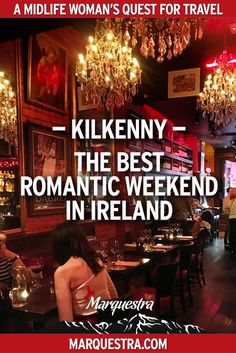 Cosy and charming describes to a tee Kilkenny Ireland. By reading this post you'll see that it has all of the elements required for the best romantic weekend in Ireland; award-winning food cultural activities historical sites and all of this set amo Backpacking Europe, Europe Travel Tips, European Travel, Travel Advice, Travel Guides, Travel Plan, Travel Uk, Work Travel, Travel Stuff
