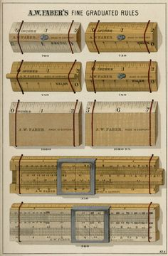 "K- I literally gasped when I saw these lithographed renderings from A.W. Faber's late 19th century catalog of pencils and other office supplies. The pamphlet cover states that Faber has factories in France and Germany and ""houses"" in London, Paris and Berlin. But the company address is at 78 Reade Street, right here in NYC."