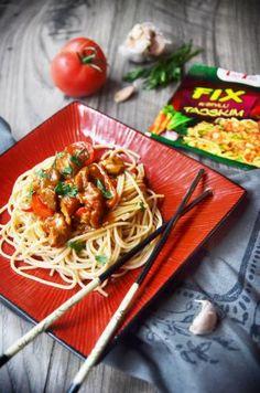Tao Tao - Makaron soba po tajsku TaoTao - orientalne przepisy kulinarne Tao Tao, Spaghetti, Ethnic Recipes, Food, Meals, Noodle