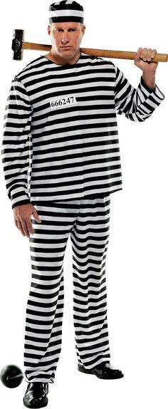 Sexy Prisoner Costume   Sexy, Jokers and Costume ideas