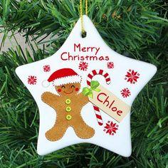 Gingerbread Decoration Ideas - Christmas Craft Idea_053