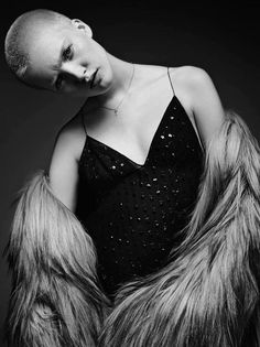 Hedi Slimane taps Ruth Bell for Yves Saint Laurent Cruise 2016 ad campaign  [campaign]