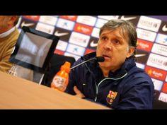 FOOTBALL -  Tata Martino's complete press conference 16/12/2013 - http://lefootball.fr/tata-martinos-complete-press-conference-16122013/
