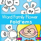 Print and copy these word family flowers for your students.  They will have fun and learn to read and write cvc and ccvc words from word families. ...