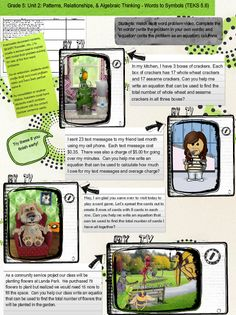 Awesome fun way to have students do projects showing their photos, videos, and written work! Check this out! grade up :) Instructional Technology, Educational Technology, Learning Stations, Learning Centers, Technology Lessons, Math Word Problems, Math Words, Project Based Learning, Math Resources