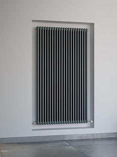 Radiateur tubulaire Arbonia noir