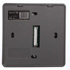 Generic Fingerprint RFID EM-ID Card Access Control System Kit With NO Strike Lock & Power Supply