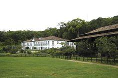 Fazenda Pau Grande - Paty dos alteres - RJ - Brazil