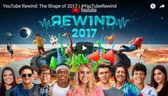 La fiecare sfarsit de an, Youtube ne ofere o retrospectiva (rewind), cu cele mai populare/vizionate materiale video/audio, The Shape of 2017 . Dupa doar 1 zi de cand a fost [...]