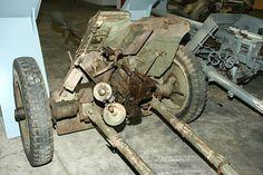 Panzerabwehrkanone (Pak) 35/36 L/45 mit Stielgranate