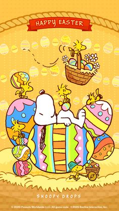 Many people believe that there is a magical formula for home decoration. You do things… Happy Snoopy, Snoopy Love, Snoopy And Woodstock, Easter Wallpaper, Snoopy Wallpaper, Charlie Brown Christmas, Charlie Brown And Snoopy, Peanuts Cartoon, Peanuts Snoopy