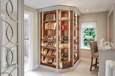 Luxury 6 Door Wardrobe In Fulham Designed & Built By The Heritage Wardrobe Company Fitted Wardrobe Design, Walk In Closet Design, Closet Designs, Wardrobes Uk, Bespoke Wardrobes, Fitted Wardrobes, Dressing Room Design, Dressing Rooms, Luxury Wardrobe