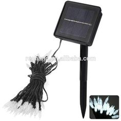 Wholesale Christmas Decorative Night Light 20 Led Solar String ...