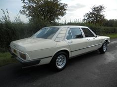 1974 Maserati Quattroporte II Bertone Prototype was the show car for Paris and Turin that yea