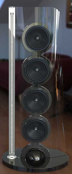 SoulSonic Speakers