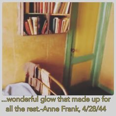 I like to get all the rest and read the book. Anne Frank Quotes, The Book, Rest, Reading, Books, Libros, Book, Reading Books, Book Illustrations
