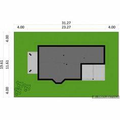 Projekt domu jednorodzinnego KA37 (IN95) | wybieramprojekt.pl House Styles, Projects