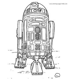 Star Wars color page, cartoon characters coloring pages, color plate, coloring sheet,printable coloring picture