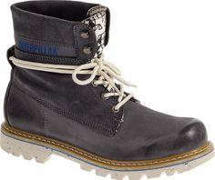 #CatFootwear Men's Colorado Slouch Walala in Folkstone Grey, $140, #SS15
