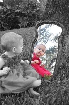 like the reflection in color, rest B, really makes the picture pop!! Like this for my baby kiki