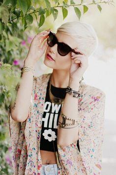 awesome flower child street style photo form wwhatshewore fashion blog