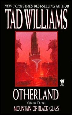 """Mountain of Black Glass (Otherland, Volume 3)"" av Tad Williams - Bought used at a second hand bookshop"