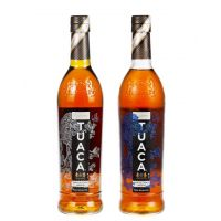 Thermochromic inks help Tuaca liqueur display a 'Perfect Chill' | Packaging World