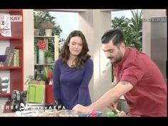 Chef στον αέρα   Βελούδινη σάλτσα μπλε τ - 03/04/2015 Youtube, Youtubers, Youtube Movies