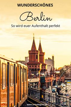 Die besten Berlin Tipps und Berlin Insidertipps BERLIN – our capital is so exciting and diverse that you hardly know where to look first. Here you get all the important tips at a glance. Europe Travel Tips, Travel Deals, Travel Destinations, Best Greek Islands, Greece Islands, Travelers Notebook, Travel Images, Travel Photos, Insider Trading