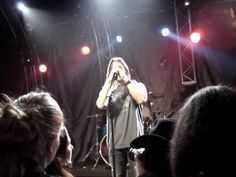Christian Kane singing Fade in Nashville on 10/27/09